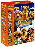 The Disney Buddies Collection 6 Movie Box Set [DVD]