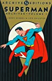 Superman Archives, Vol. 1 (DC Archive Editions) (0930289471) by Siegel, Jerry