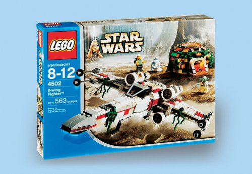 LEGO Star Wars 4502 - X-Wing Fighter
