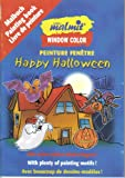 Window-Color-Vorlage: Happy Halloween -- Window-Color-Vorlagen