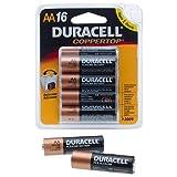 DURACELL COPPERTOP AA CELL ALK BATT 16PACK ~ Duracell