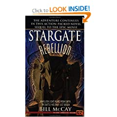 Rebellion (Stargate #1) by Bill McCay