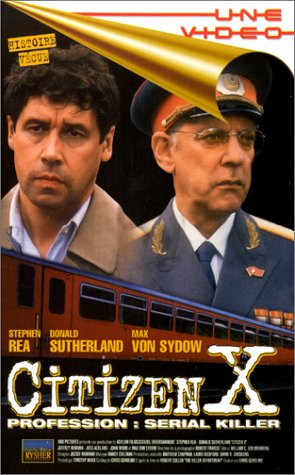 Citizen X [Francia] [VHS]