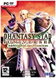 Phantasy Star Universe: Ambition of The Illuminus (PC DVD)
