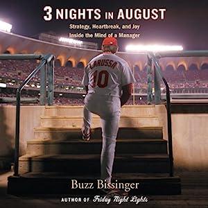 Three Nights in August Audiobook