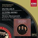 Dutilleux & Lutoslawski : Cello Concertos