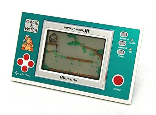 任天堂 Nintendo DJ-101 ドンキーコングジュニア(DONKEYKONG JR.) GAME&WATCH ゲーム&ウォッチ(ゲームウォッチ)ニューワイド
