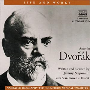 Life & Works - Antonin Dvorak Audiobook