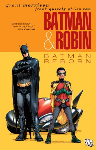 Batman Robin Vol 1 Batman Reborn at Gotham City Store