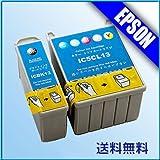 EPSON エプソン IC1BK13 IC5CL13セット PM-850PT/PM-730C PM-740C PM-860PT 等 [Camera]デジマート オリジナル