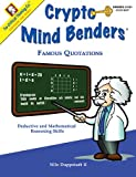 img - for Crypto Mind Benders Famous Quotations book / textbook / text book