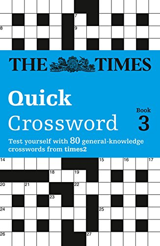 The Times Quick Crossword Book 3: v. 3