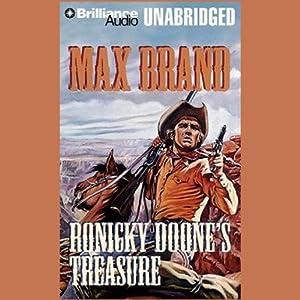 Ronicky Doone's Treasure Audiobook