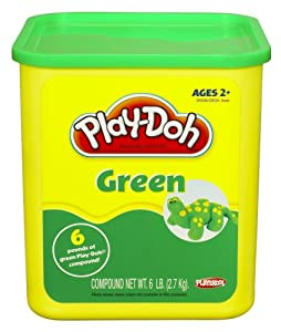 Play-doh 6 lb Container - Green