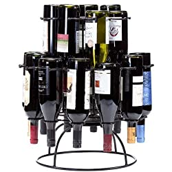 Oenophilia Revolution Wine Carousel - 19 Bottle