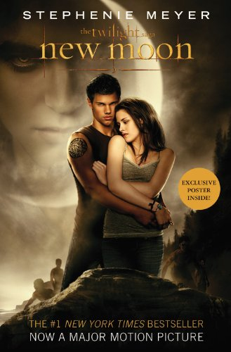 Cover of New Moon (The Twilight Saga, Book 2)
