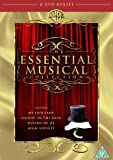The Essential Musical Collection : My Fair Lady / Singin' In The Rain / Wizard Of Oz / High Society (9 Disc Box Set) [DVD]