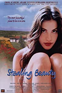 Stealing Beauty Poster Movie 11x17 Liv Tyler Jeremy Irons Donal McCann Sinead Cusack