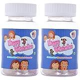 E-Derma Happy Vitamins Calcium Plus Vitamin D Gummies-Pack Of 2,30 Gummies