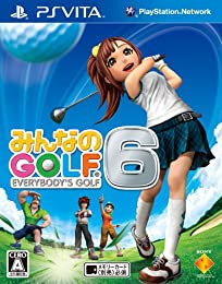 みんなのゴルフ 6