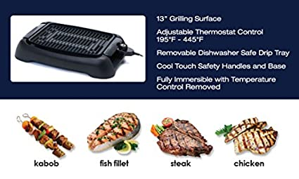MaxiMatic-EGL-3450GD-Elite-Cuisine-Griddle