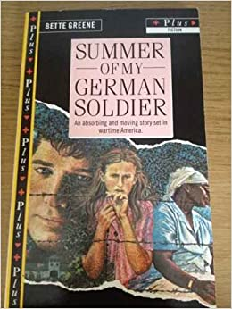 Characterization in summer of my german soldier