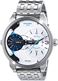 Diesel Herren-Armbanduhr XL Analog Quarz Edelstahl DZ7305