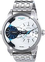 Diesel - Mini Daddy DZ7305 Metal Watch, Silver