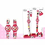 Minnie Mouse Minnie's World Digital Watch