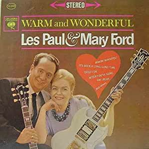 Les Paul Mary Ford Warm And Wonderful