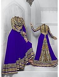 Typify Georgette Semistitch Dress Material - B0196Q1JEO
