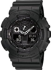 G-Shock GA-100-1A1 Big Combi Military Series Watch by G-SHOCK