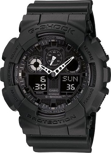 G-Shock GA-100-1A1 Big Combi Military Series
