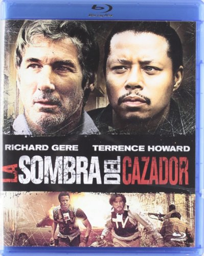 La sombra del cazador (The haunting party) [Blu-ray]