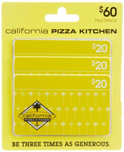 California Pizza Kitchen Gift Card: California Pizza Kitchen Gift Cards, Multipack Of 3