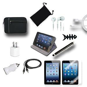 "Abco Tech 14-in-1 Accessories Bundle for iPad Mini 7.9"" 16GB 32GB 64GB"