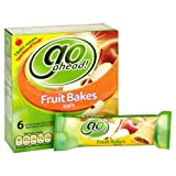 McVitie's Go Ahead Apple Fruit Bakes 4x6x35g