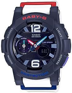 [カシオ]CASIO 腕時計 BABY-G G-LIDE BGA-180-2B2JF レディース
