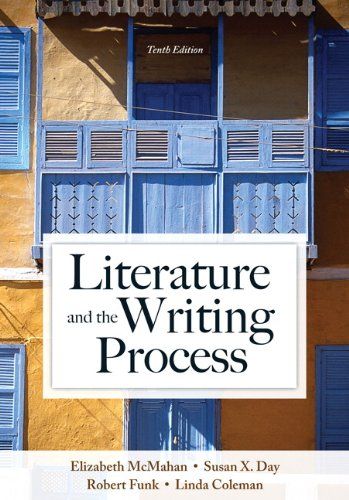 literature an introduction to fiction poetry drama and writing mla update edition 13th edition