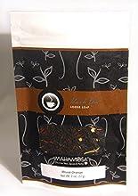 Mahamosa Flavored Black Tea Blend and Tea Infuser Set 2 oz Blood Orange Black Tea 1 Stainless Steel