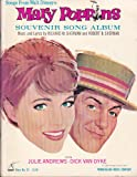 Mary Poppins Souvenir Song Album - songs from Walt Disney's Mary Poppins