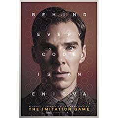 THE IMITATION GAME Available on Blu-ray and DVD March 31st and for Digital Download March 20th