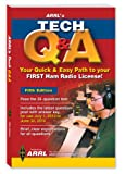 img - for Arrl's Tech Q & A: Your Quick & Easy Path to Your First Ham Radio License! book / textbook / text book