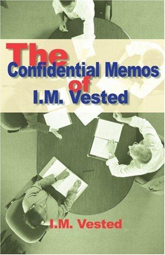 Übertragen die vertraulichen Memos von I. M.