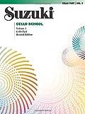 Suzuki Cello School 3 (Revised Edition)