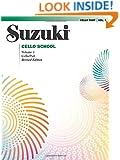 Suzuki Cello School: Cello Part, Vol. 3