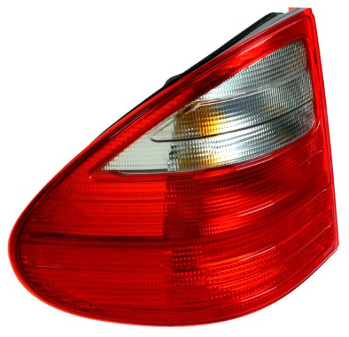 ulo mercedes benz e320 driver side replacement tail light