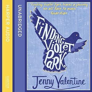 Finding Violet Park Audiobook