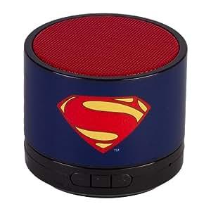 Amazon.com: Superman Portable Bluetooth Speaker: Electronics