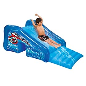 Banzai   3-In-1 Climb N Slide Falls